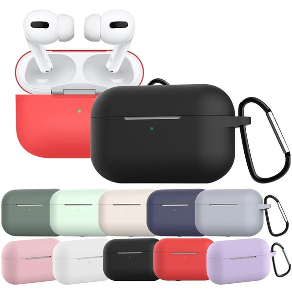 Simple Silicone Airpods Pro Case
