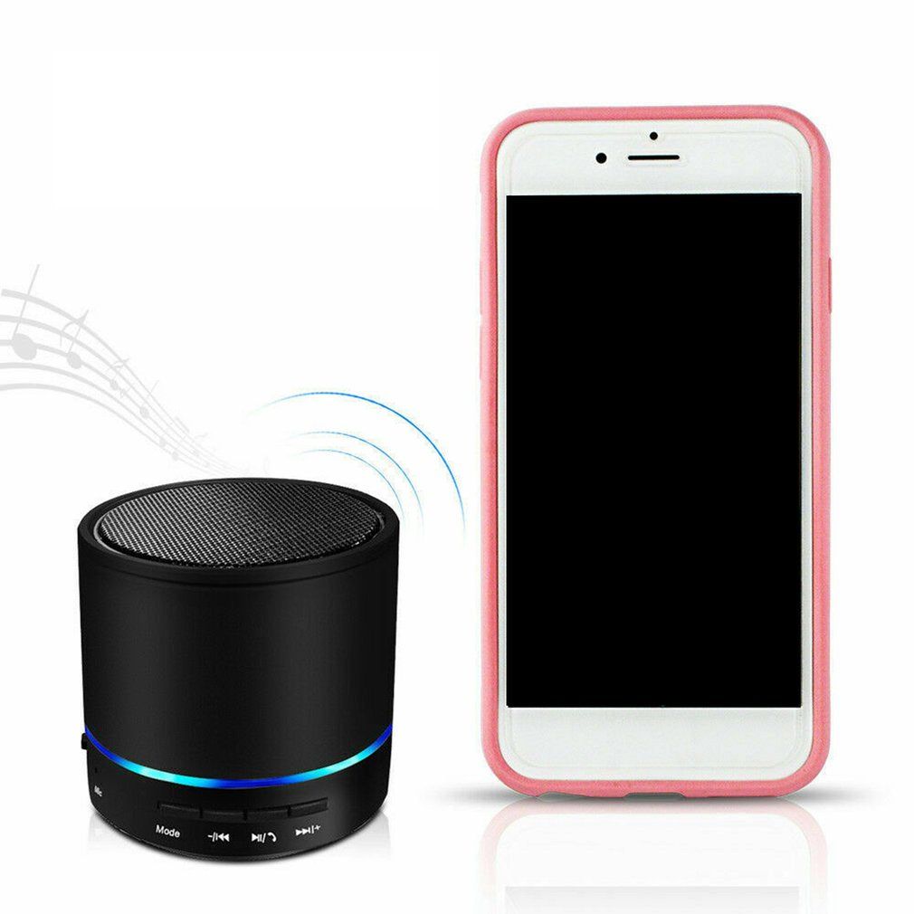 Mini Portable Bluetooth Speaker for Phone and Laptop