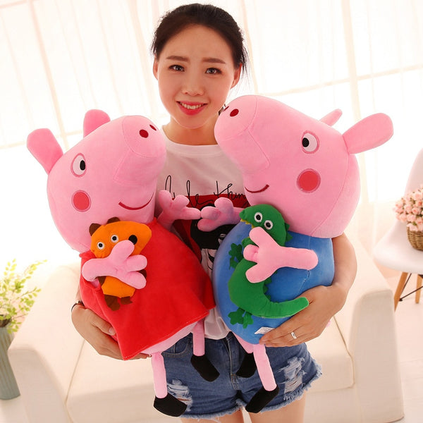 Peppa Pig George Stuffed Animal Toys