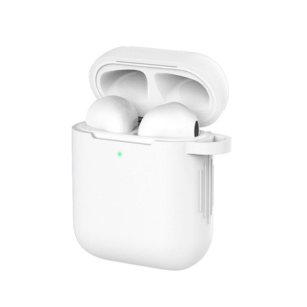 Silicone Cases for Airpods 2 Luxury Protective Earphone Cover Case for Apple Airpods2 Air Pods 2 Earpods Case for Airpods 1/2
