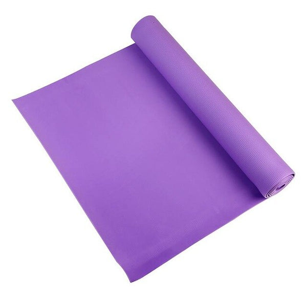 Non-Slip Yoga Mat for Home Gym