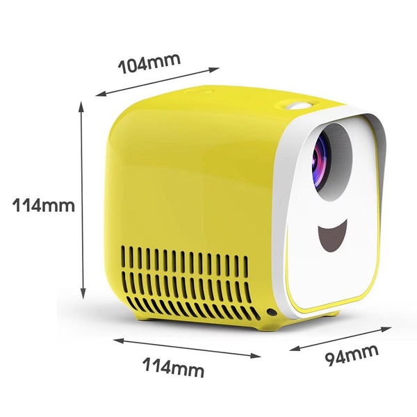 Mini Projector for Home Cinemas