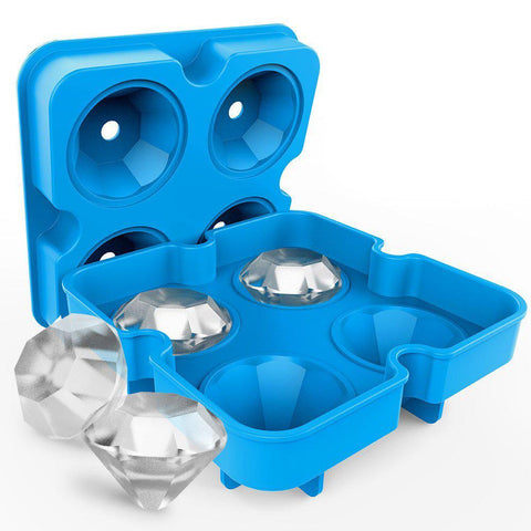 Diamond Ice Cube Mold