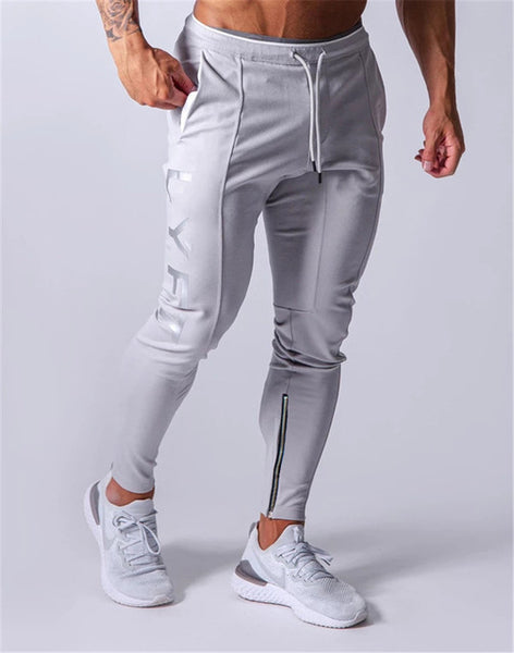 Men Sport Gym Pants Casual Trouser
