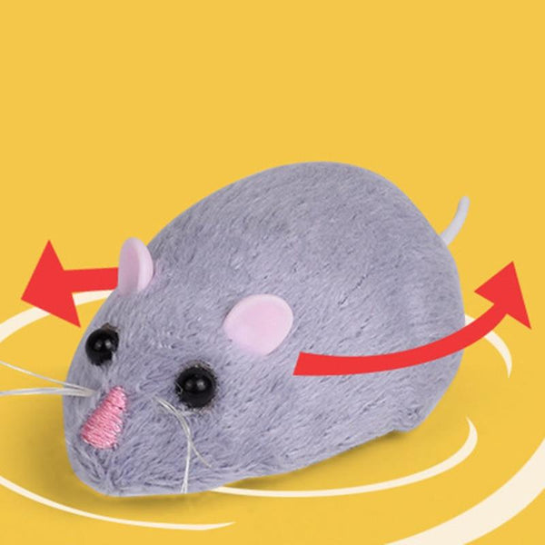 #1 Wireless Remote-controlled Toy Mouse