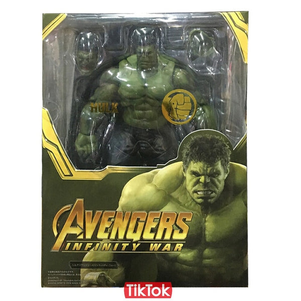 Avengers Infinity War Marvel Hero Figurines