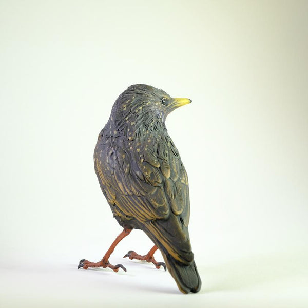 Ceramic Starling by 'Bird Art'