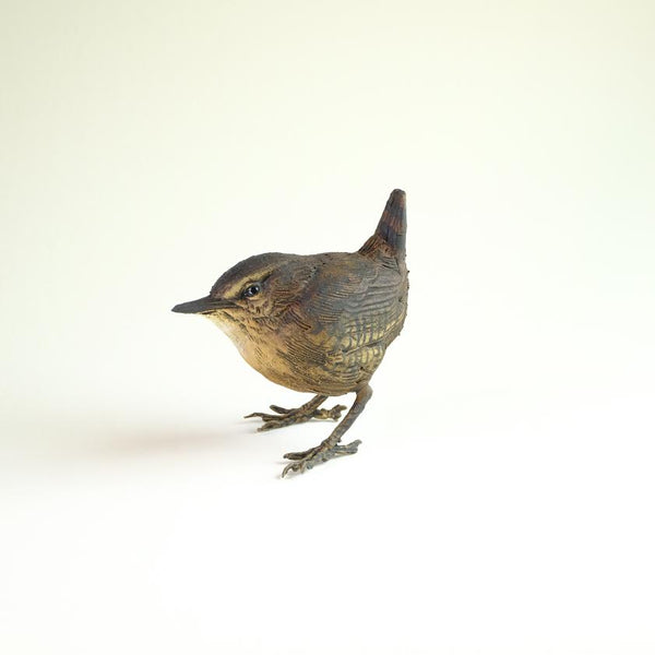 Ceramic Wren by 'Bird Art'