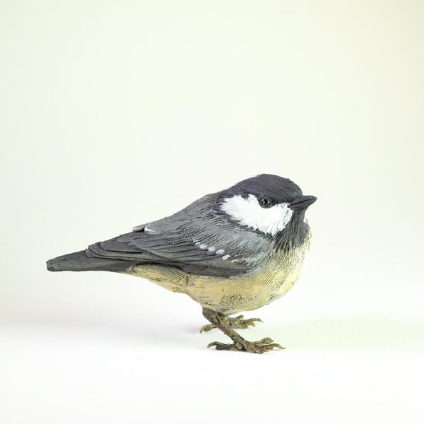Ceramic Coal Tit by 'Bird Art'