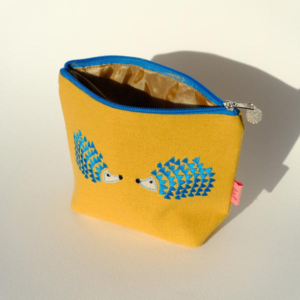 Hedgehog Make up Bag.