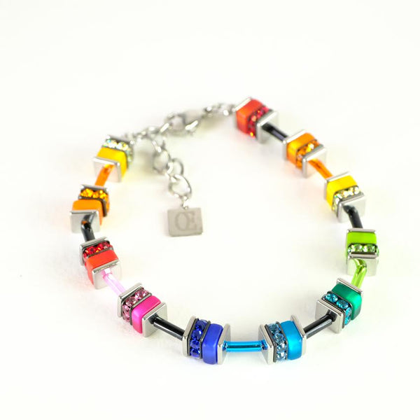 Coeur de Lion Muli Coloured Bracelet.