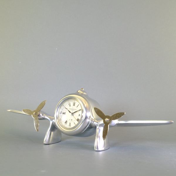 Art Deco Flight Desk Clock.