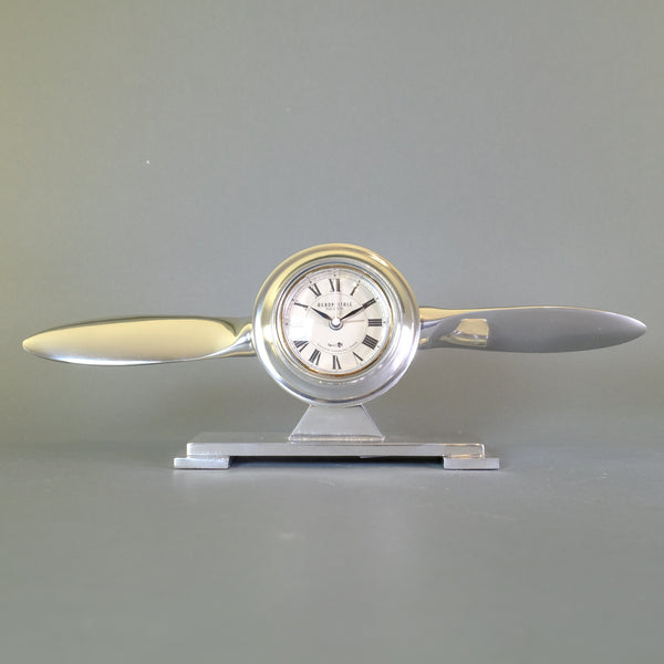 Propellor Desk Clock.