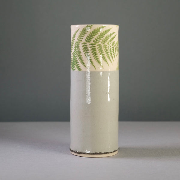 Handmade Bud Vase by Virginia Graham.