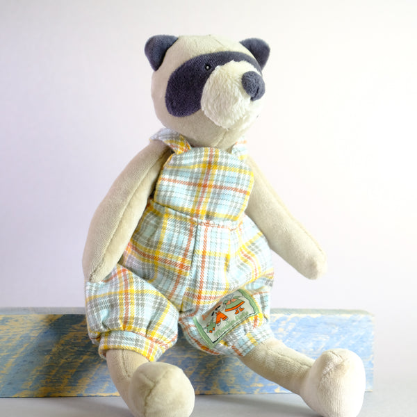 Moulin Roty - Simon the Raccoon.
