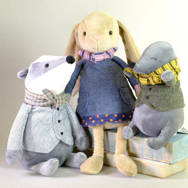 Jellycat Riverside Rambler Rabbit.