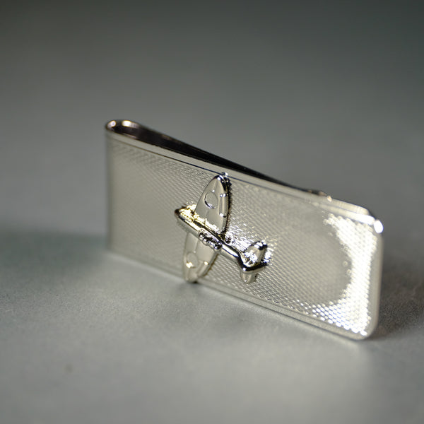 Spitfire Money Clip.