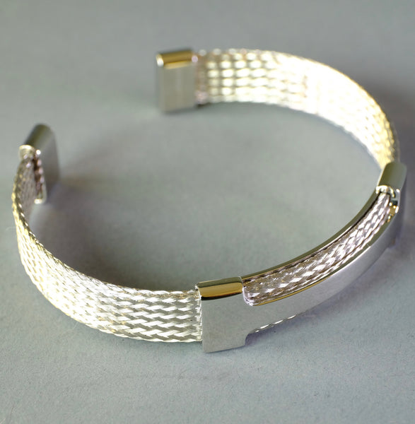 Gents Stainless Steel Bangle.