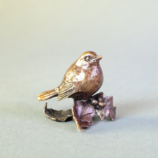 'Robin' Miniature Bronze.