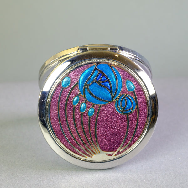 Mackintosh Style Compact Mirror.