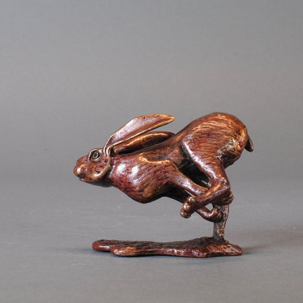Bronze Hare by David Meredith