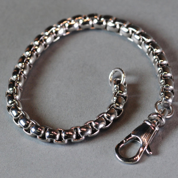 Gents Stainless Steel Bracelet.