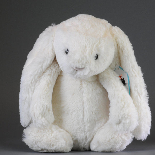 Small Jellycat Bashful Cream Bunny.