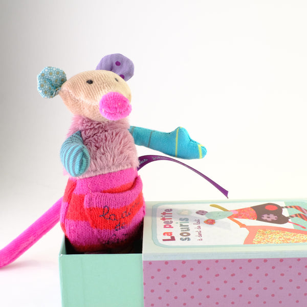 Moulin Roty Milk Tooth Mouse
