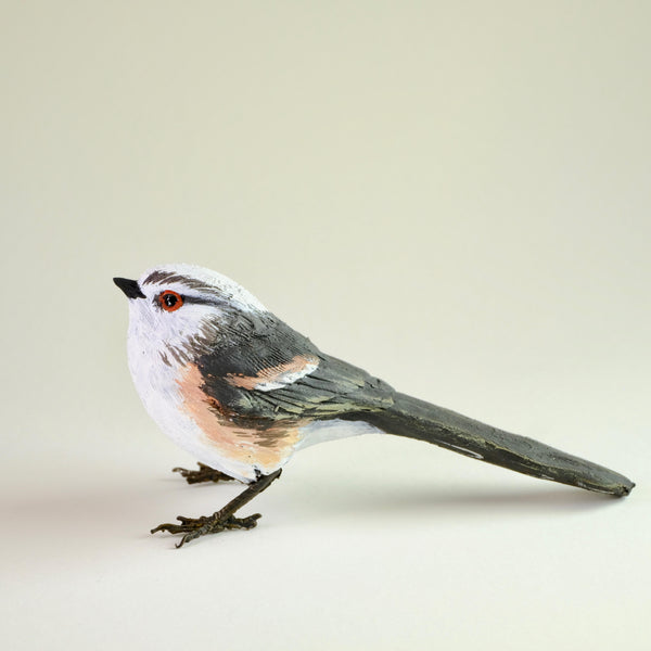 Ceramic Long Tailed Tit by 'Bird Art'