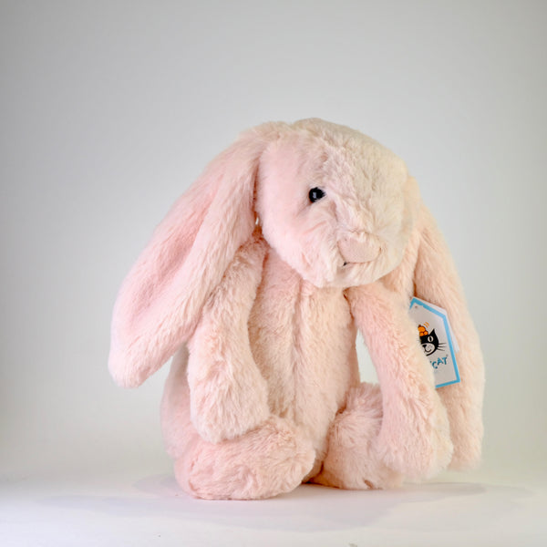 Jellycat  Medium Bashful Blush Bunny.
