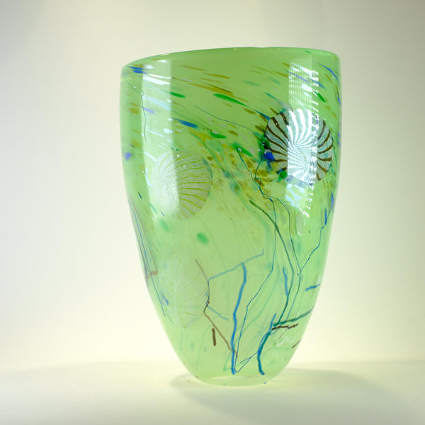 Large Flotsam Vase by Will Shakespeare.