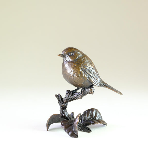 Limited Edition Bronze Robin by Michael Simpson.
