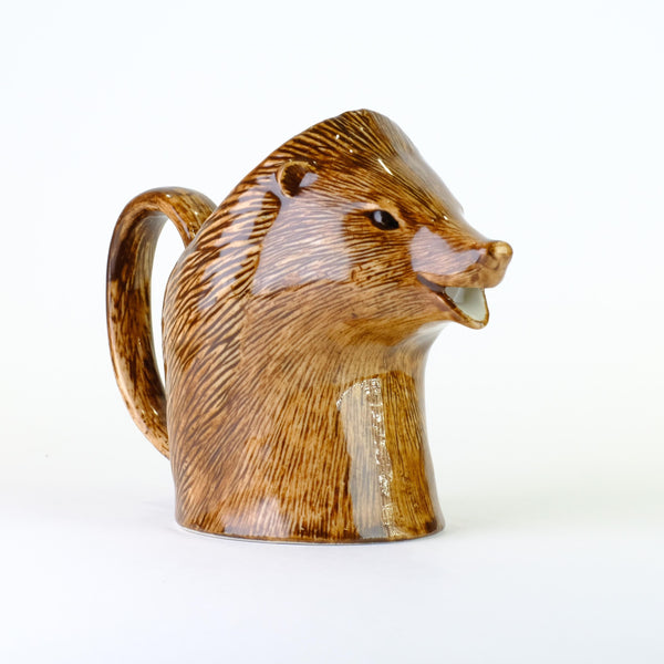 Ceramic 'Hedgehog' Jug by Quail
