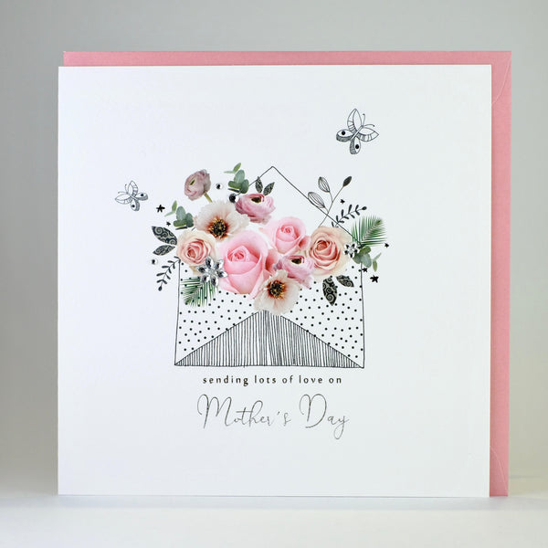 Love on Mother's Day Card.