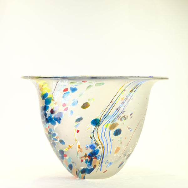 Large Seagrass Bowl by Will Shakespeare.