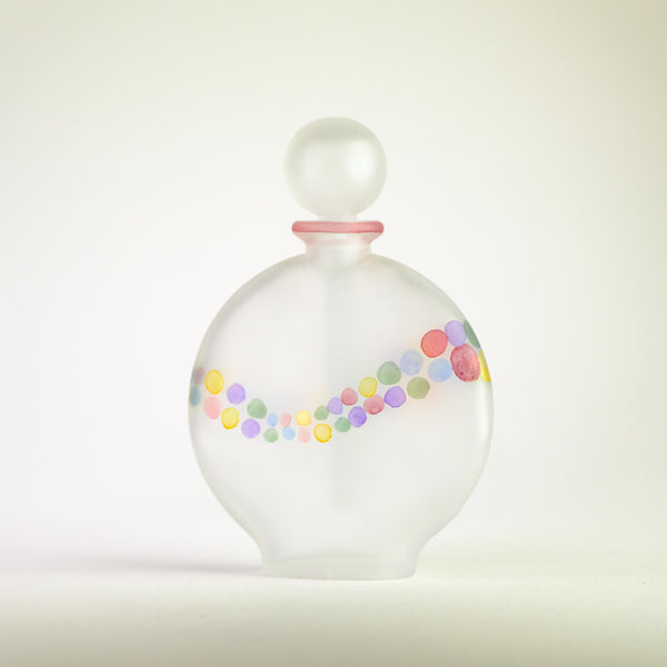 'Multi Dots' Scent Bottle by Jenny Blair.