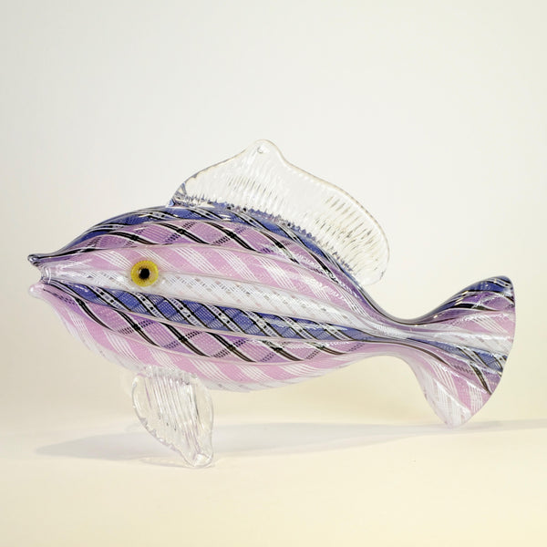 Glass Fish by Michael Hunter for Twists Glass.