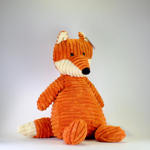 Jellycat Medium Cordy Roy Fox.