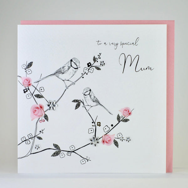 To a Very Special Mum.