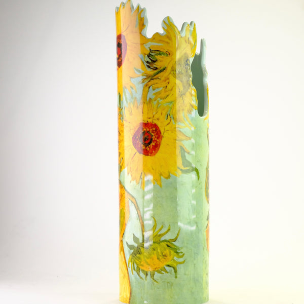 Van Gogh 'Sunflowers' Design Vase.