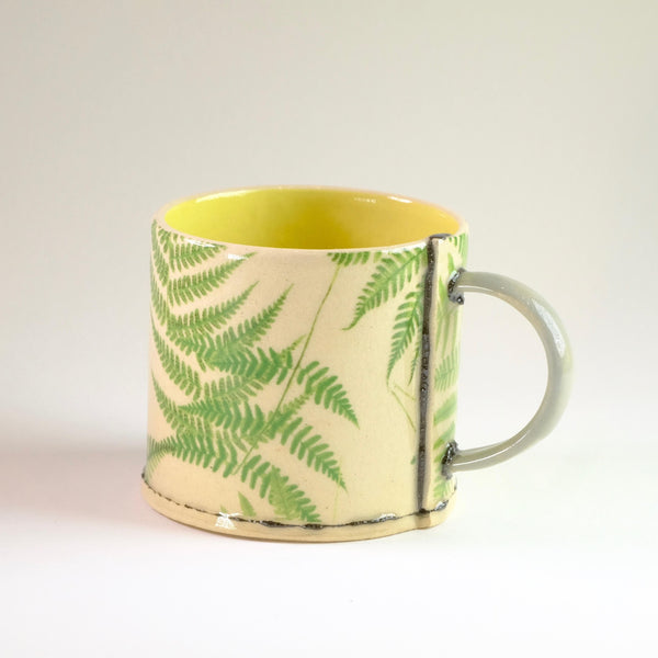 Handmade Ceramic Mini Mug by Virginia Graham.