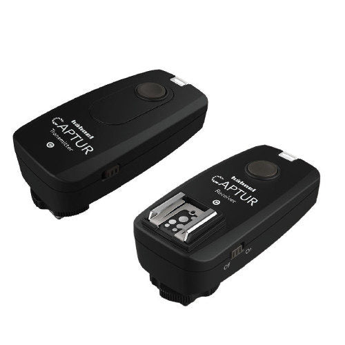 Wireless trigger - Hahnel Captur transmitter receiver set