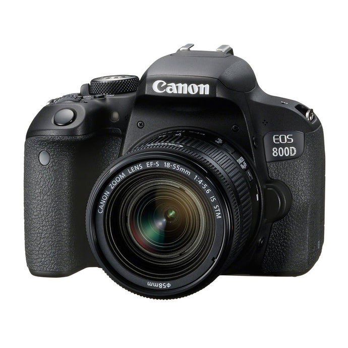 DSLR Camera - Canon EOS 750D body & lens