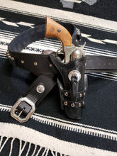 Load image into Gallery viewer, Western Johnny Ringo Holster Rig from the Movie Tombstone