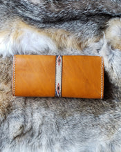 Load image into Gallery viewer, Southwestern Leather Clutch, Envelope Wallet