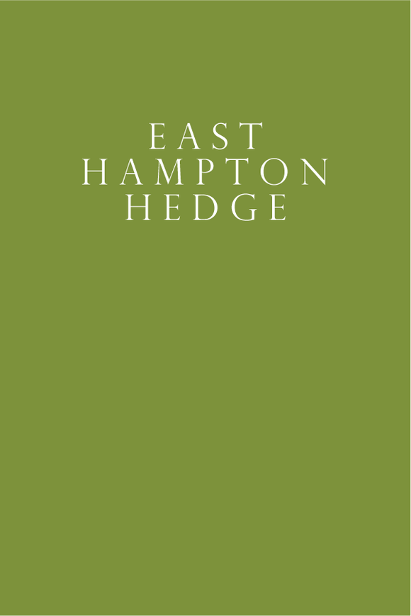 East Hampton Hedge
