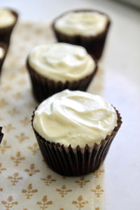 Brown Cupcake & Muffin Liners, 100