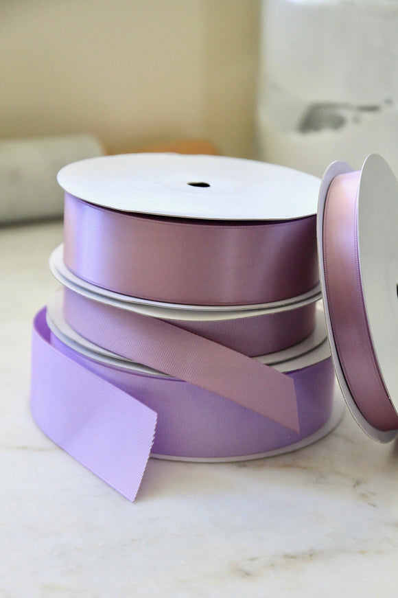 Fresco Ribbon | Satin & Grosgrain