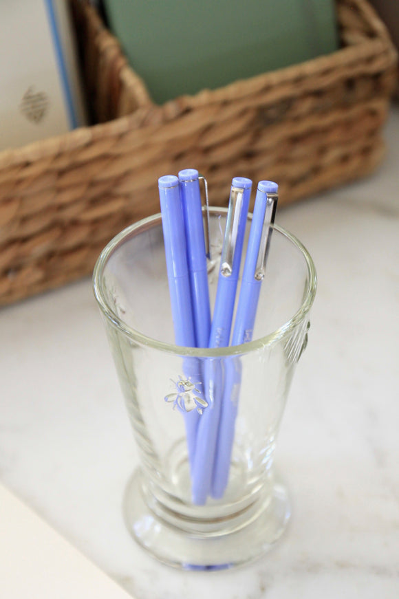 LePens - Periwinkle | Set of 4