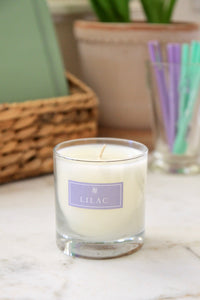 Lilac Candle | 10oz